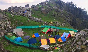 Triund Camp