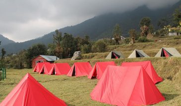 Kareri Village camp