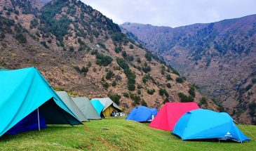 Triund Nature Camp – Mana